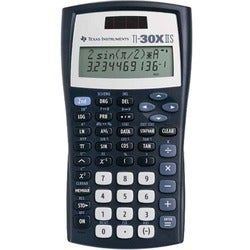 Texas Instruments TI-30X IIS Scientific Calculator