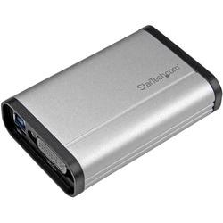 StarTech.com USB 3.0 Capture Device for High Performance DVI Video -