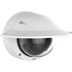 AXIS Q3617-VE 4 Megapixel Network Camera - Monochrome, Color