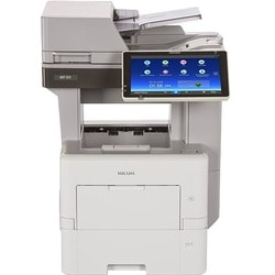 Ricoh MP 501SPF Laser Multifunction Printer - Monochrome - Plain Pape