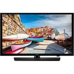 "Samsung 477 HG43NE477SF 43"" 1080p LED-LCD TV - 16:9 - HDTV 1080p - Bl"