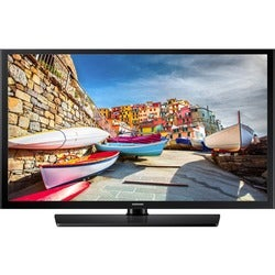 "Samsung 478 HG43NE478SF 43"" 1080p LED-LCD TV - 16:9 - HDTV - Black"