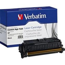 Verbatim Remanufactured Laser Toner Cartridge alternative for HP CE25