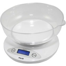 AWS 2K-BOWL Digital Food Scale