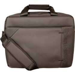 "Urban Factory Carrying Case for 14.1"" Notebook - Black, Gray"