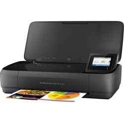 HP Officejet 250 Inkjet Multifunction Printer - Color - Plain Paper P