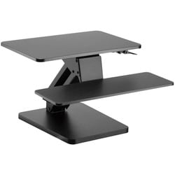 Tripp Lite WorkWise Sit Stand Desktop Workstation Height Adjustable S