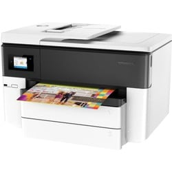 HP Officejet Pro 7740 Inkjet Multifunction Printer - Color - Plain Pa