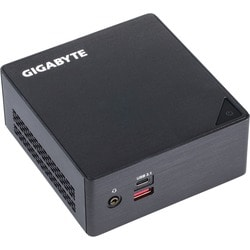 Gigabyte BRIX GB-BSI5HA-6200 Desktop Computer - Intel Core i5 (6th Ge