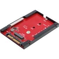 """Addonics 2.5"""" U.2 M2 PCIe/NVMe SSD Drive"""