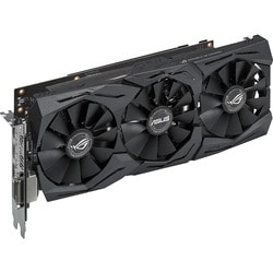ROG STRIX-GTX1060-6G-GAMING GeForce GTX 1060 Graphic Card - 1.53 GHz