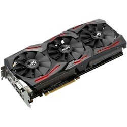 ROG STRIX-GTX1060-O6G-GAMING GeForce GTX 1060 Graphic Card - 1.65 GHz