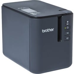 Brother P-touch PT-P950NW Thermal Transfer Printer - Monochrome - Des