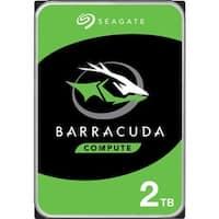 "Seagate Barracuda ST2000DM006 2 TB 3.5"" Internal Hard Drive - SATA"