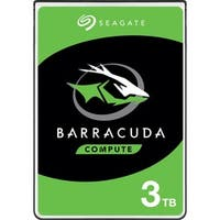 "Seagate Barracuda ST3000DM008 3 TB 3.5"" Internal Hard Drive - SATA"