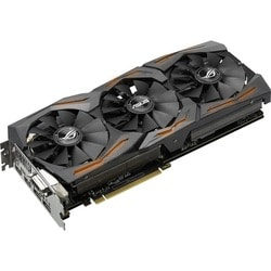 ROG STRIX-RX480-O8G-GAMING Radeon RX 480 Graphic Card - 1.33 GHz Boos