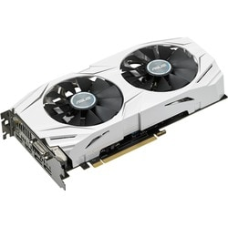 Asus DUAL-GTX1070-O8G GeForce GTX 1070 Graphic Card - 1.58 GHz Core -