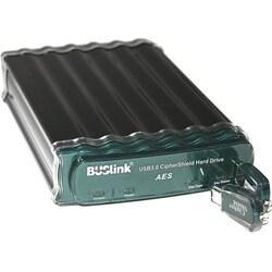 "Buslink CipherShield CSE-500-U3 500 GB 2.5"" External Hard Drive - SAT"