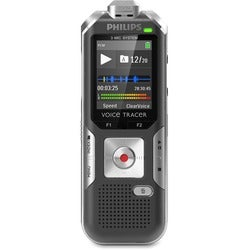 Philips Voice Tracer DVT6010 Digital Voice Recorder