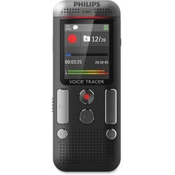 Philips Voice Tracer DVT2510 Digital Voice Recorder
