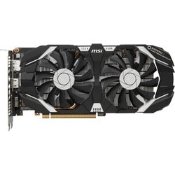 MSI GTX 1060 6GT OC GeForce GTX 1060 Graphic Card - 1.54 GHz Core - 1