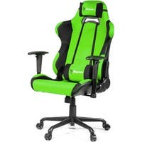 Arozzi Torretta XL Series Racing Style Gaming Chair, Green