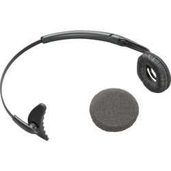 Plantronics Uniband Headband with Leatherette Ear Cushion For Wireles