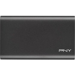 PNY Elite 480 GB External Solid State Drive