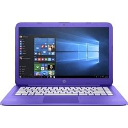 """HP Stream 14-ax000 14-ax020nr 14"""" Notebook - Intel Celeron N3060 Dual"""