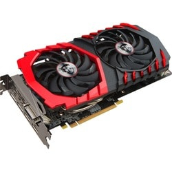 MSI RX 470 GAMING X 4G Radeon RX 470 Graphic Card - 1.25 GHz Boost Cl