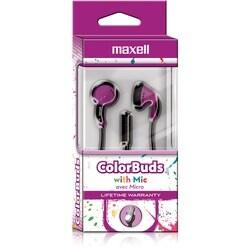 Maxell Color Buds CBM-PU5 Earset
