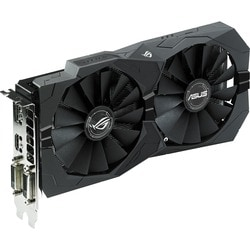 ROG STRIX-RX470-O4G-GAMING Radeon RX 470 Graphic Card - 1.27 GHz Core