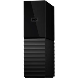 WD My Book 4TB USB 3.0 desktop hard drive with password protection an