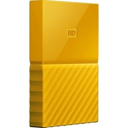 WD My Passport WDBYFT0030BYL-WESN 3 TB External Hard Drive