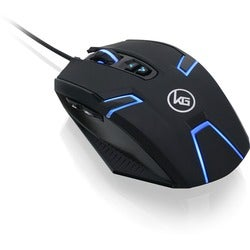 IOGEAR Kaliber Gaming SYMMETRE Ambidextrous Gaming Mouse