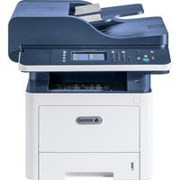 Xerox WorkCentre 3345/DNI Laser Multifunction Printer - Monochrome -