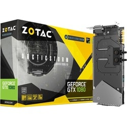 Zotac GeForce GTX 1080 Graphic Card - 1.63 GHz Core - 1.77 GHz Boost