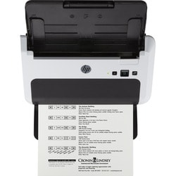 HP ScanJet Pro 3000 s3 Sheetfed Scanner - 600 dpi Optical - Thumbnail 0