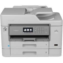 Brother Business Smart MFC-J5930DW Inkjet Multifunction Printer - Col