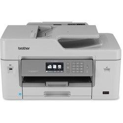 Brother Business Smart MFC-J6535DW Inkjet Multifunction Printer - Col