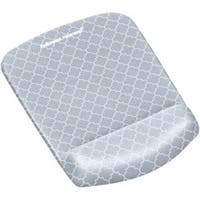 Fellowes PlushTouch™ Mouse Pad Wrist Rest with Microban® -