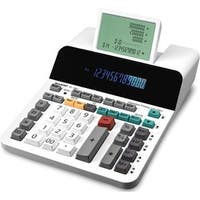 Sharp EL-1901 12 Digit Paperless Printing Calculator