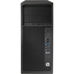 HP Z240 Workstation - 1 x Intel Xeon E3-1270 v5 Quad-core (4 Core) 3.
