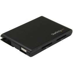 StarTech.com Dual-Slot SD Card Reader/Writer - USB 3.0 - SD 4.0, UHS
