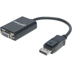 Manhattan DisplayPort to VGA Converter Cable