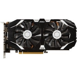 MSI GTX 1060 3GT OC GeForce GTX 1060 Graphic Card - 1.54 GHz Core - 1