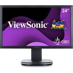 "Viewsonic VG2449 24"" LED LCD Monitor - 16:9 - 5 ms"