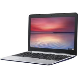 "Asus Chromebook C201PA-DS02-PW 11.6"" Chromebook - Rockchip Cortex A17"