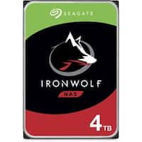 "Seagate IronWolf ST4000VN008 4 TB 3.5"" Internal Hard Drive - SATA"