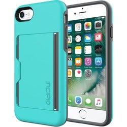 Incipio Stowaway Credit Card Case with Integrated Stand for iPhone 7